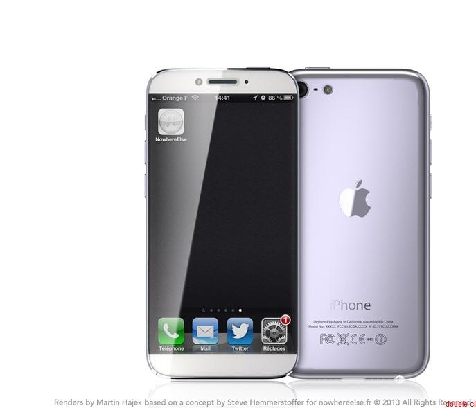iPhone-5S modelo