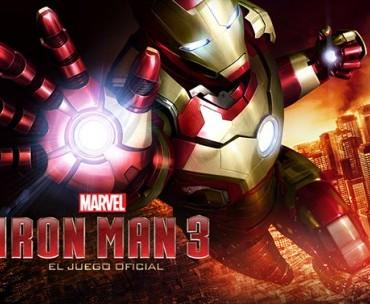 Iron Man 3 llega a iOS