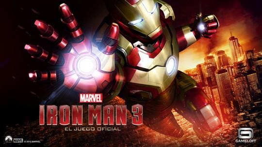 Iron Man 3 llega a iOS 2