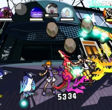 The World Ends With You en iPhone