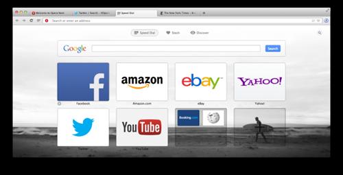 Opera para OS X