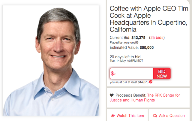 cafe tim cook