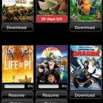 Vudu Play; una app para disfrutar de películas offline en tu iDevice 3