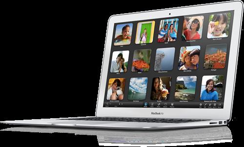 El nuevo modelo MacBook Air ofrecerá 12 horas de autonomía 2