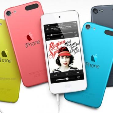 iPhone 5s dorado y confirmación del nombre iPhone 5C para el modelo low cost