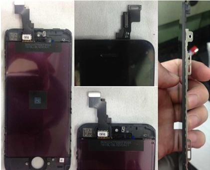 piezas iPhone 5s