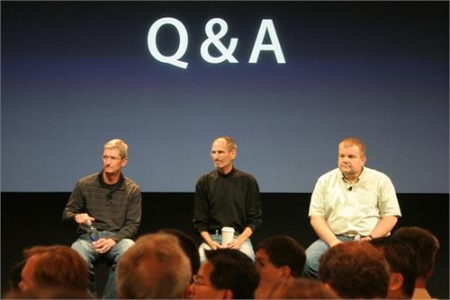 Bob Mansfield y los proyectos especiales de Apple 2