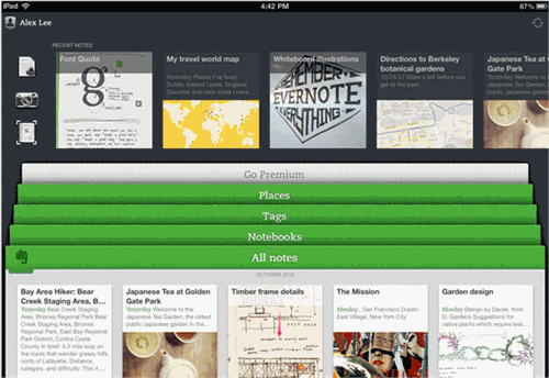 Evernote iOS 1(1)