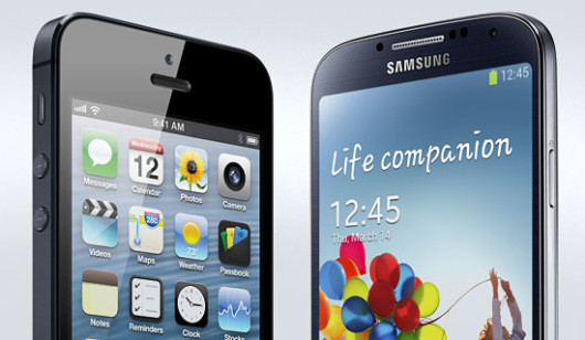 Samsung-Galaxy-S4-vs-iPhone-5-530x308
