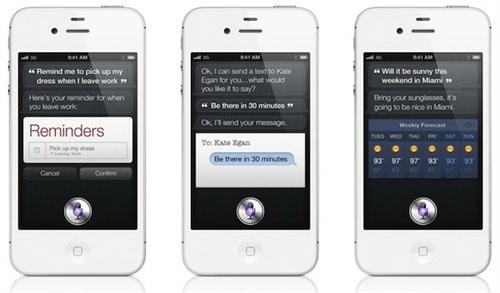 Apple trabaja en mejorar Siri 2