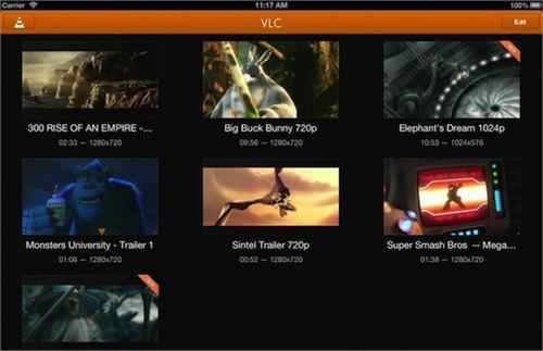 VLC vuelve a la App Store 2