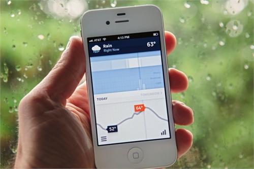 Weathertron, la mejor forma de consultar el clima 2
