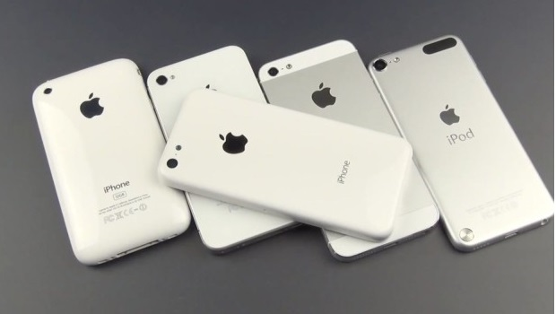 iPhone-Color-family