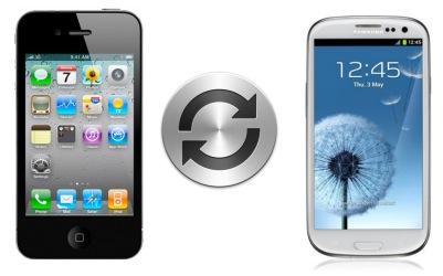 sincronizar iPhon