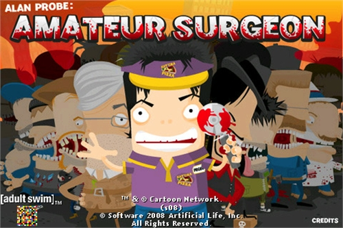 Amateur Surgeon 3 1(1)