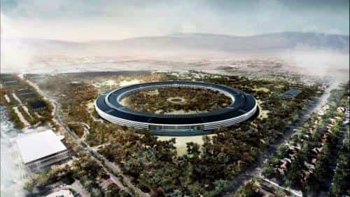 SpaceShip, el futuro campus de Apple 2