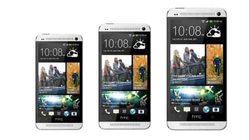 HTC copia el diseño del iPhone 5s 2