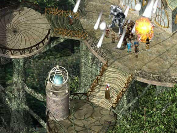 Baldur's Gate II para iOS y Mac 2