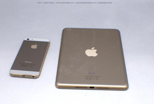 iPad 5 con Touch ID y sensor de huellas 2