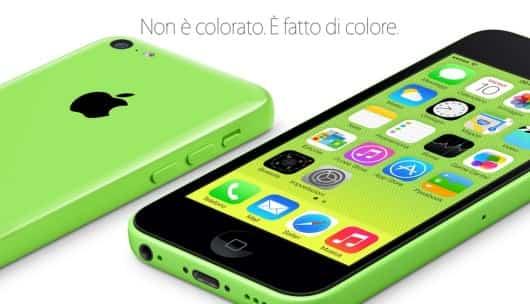 iphone 5 c lanzamiento