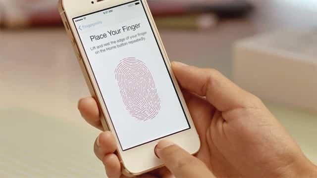 Los problemas en los sensores del iPhone 5S 2
