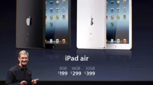 ¿Cómo es la experiencia de iPad Air? 2