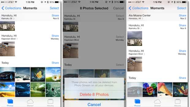 problemas iOS 7