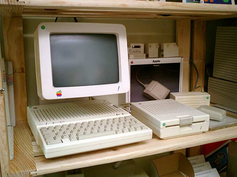 Apple IIsi Centossa