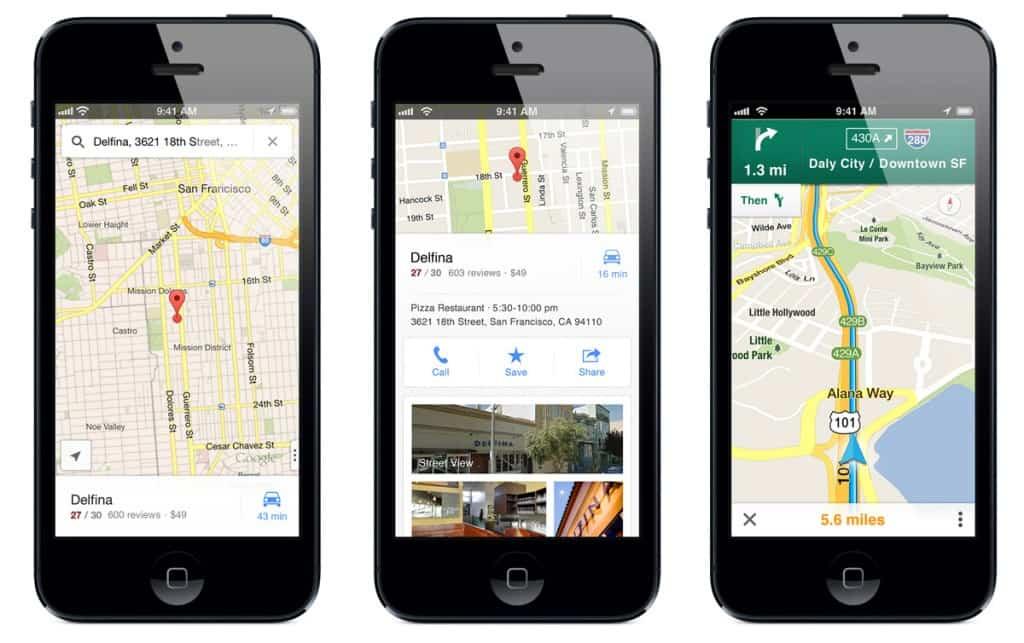 Google Apple iPhone 2