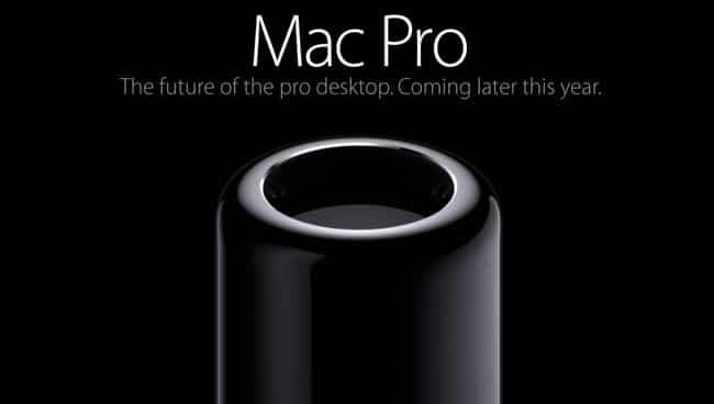 Mejoras de rendimiento en el Mac Pro 2