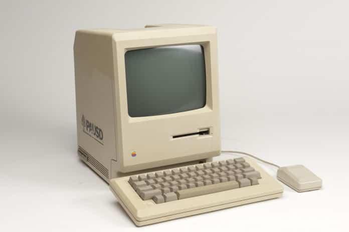 La Macintosh cumple 30 años 2