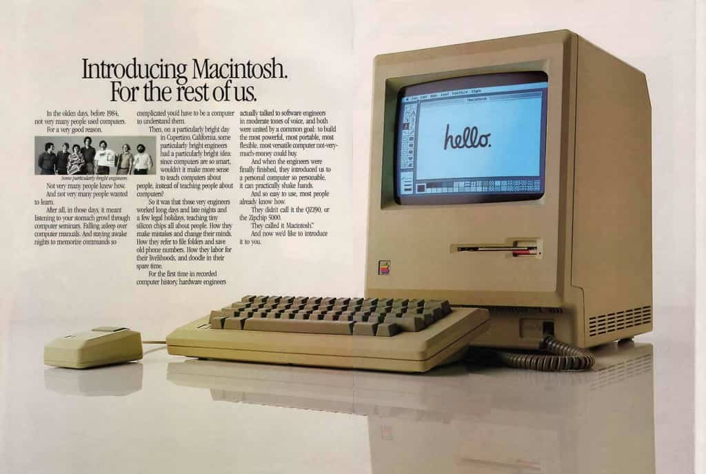 Macintosh 1984 2