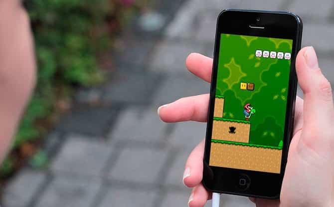 Nintendo juegos iOS 1