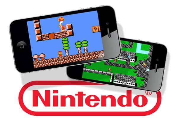 Nintendo juegos iOS 2