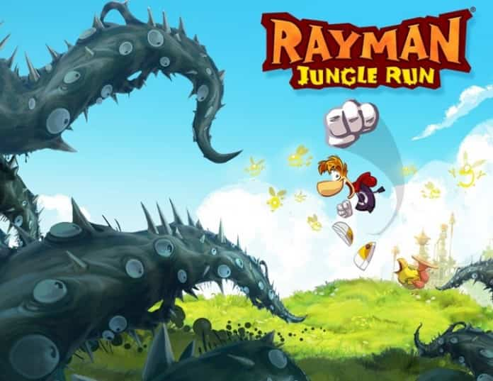 Rayman Jungle Run en App Store 2