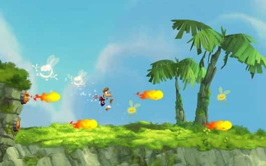 Rayman Jungle Run iOS 2