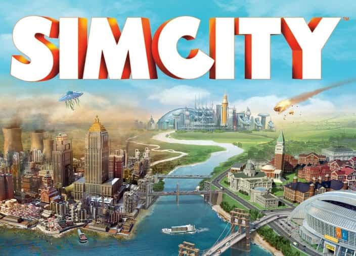 SimCity Mac 1