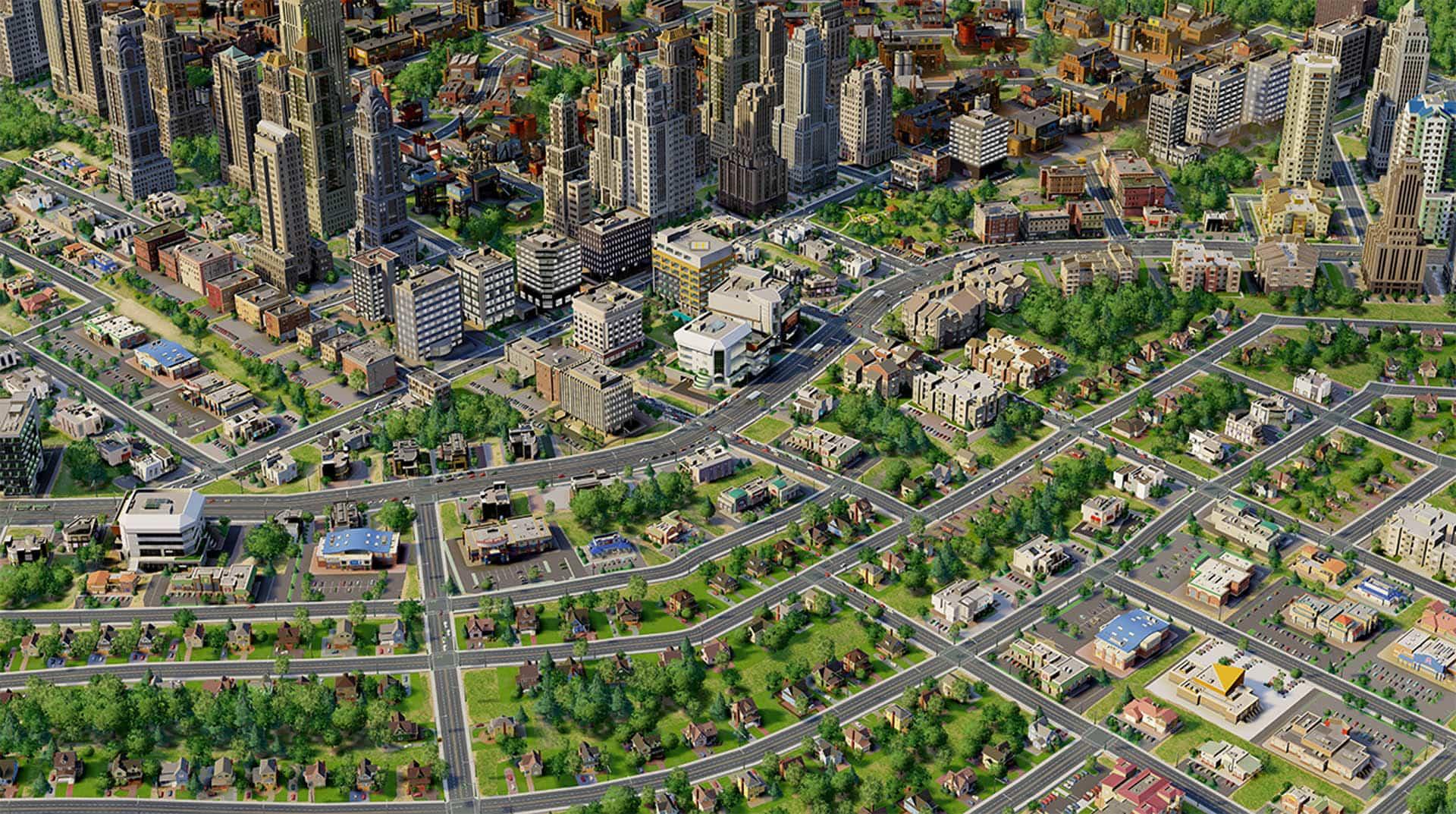 SimCity Mac 2