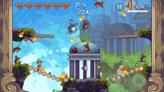 Swords and Spells iOS 2