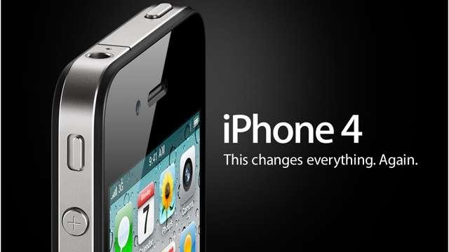 iPhone 4 India 1