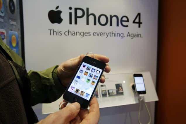 iPhone 4 India 2
