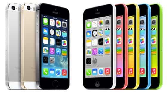 iPhone 5C: el móvil con más espacio libre de fábrica 2