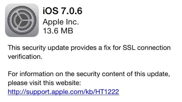 Apple Secure Transport 2