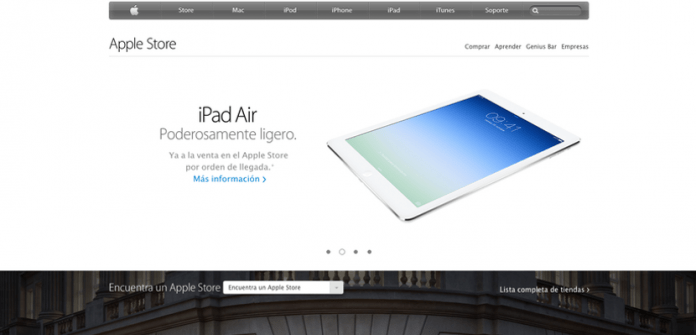 Apple Store: nueva actualización al estilo iOS 7 2