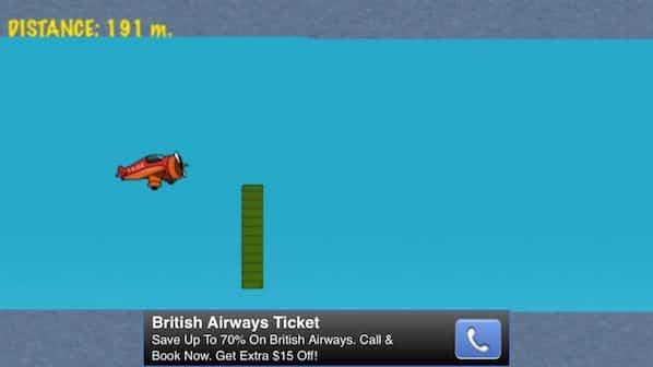 Flappy Plane 2