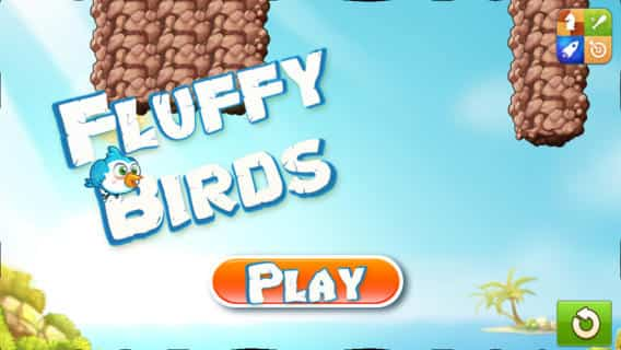 Fluffy vs Flappy birds 1