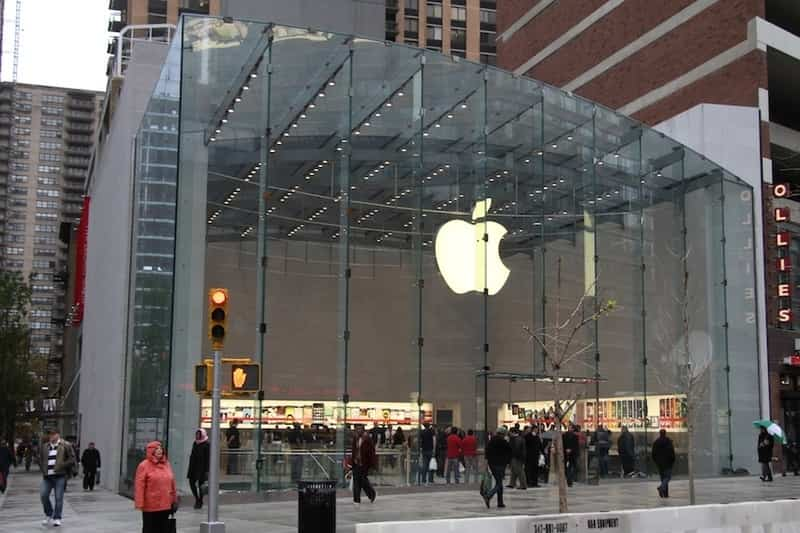 Plaza Norte 2 Madrid Apple Store 1