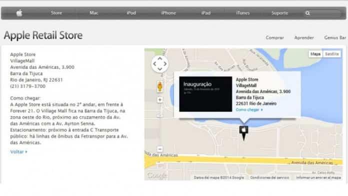 Apple confirma su primera tienda en América Latina 2