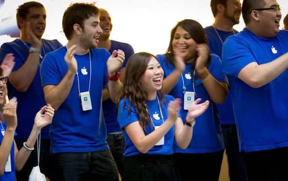 Trabajar en Apple 2