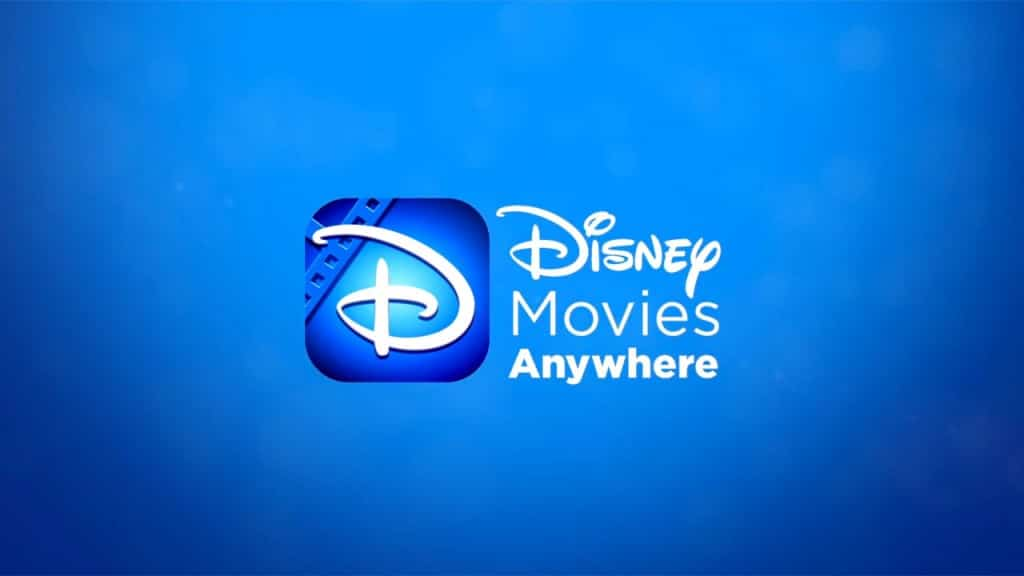 Disney Movies Anywhere 1